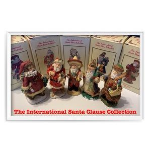 The International Santa Claus Collection